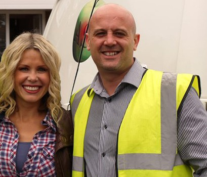 apple solutions ltd working with Melinda Messenger on cow boy builders on TV BBC1 Birmingham, Property refurbishment Birmingham, Property renovation Birmingham, Samuel leeds, Samuel leads, Saj Hussain ,buy to sell house, property investing ,property , investors crash course, how to invest in property, how to find a builder, property development UK property investing, how to invest in property ,house flip ,buy to sell house